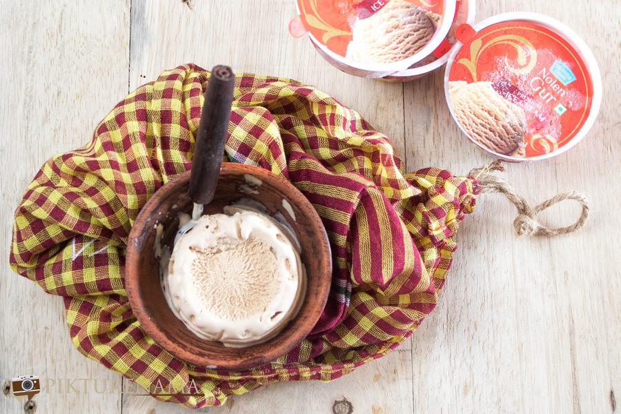 Mother Dairy Nolen Gur Ice Cream 4