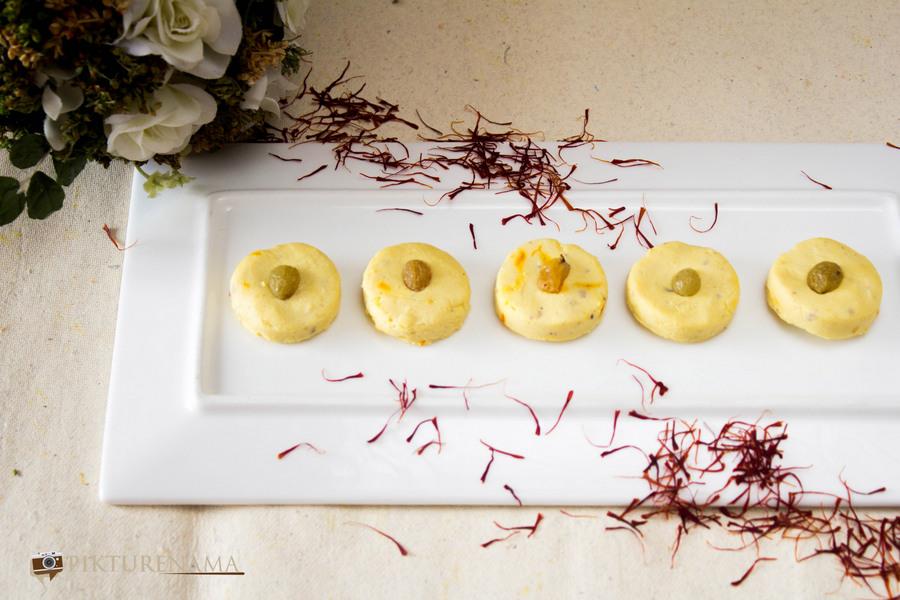 Diwali sweet recipe of Kesar sandesh and my Kali Pujo