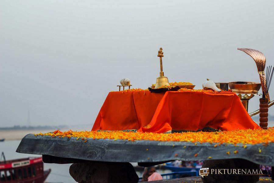Varanasi Ganga Aarti 5