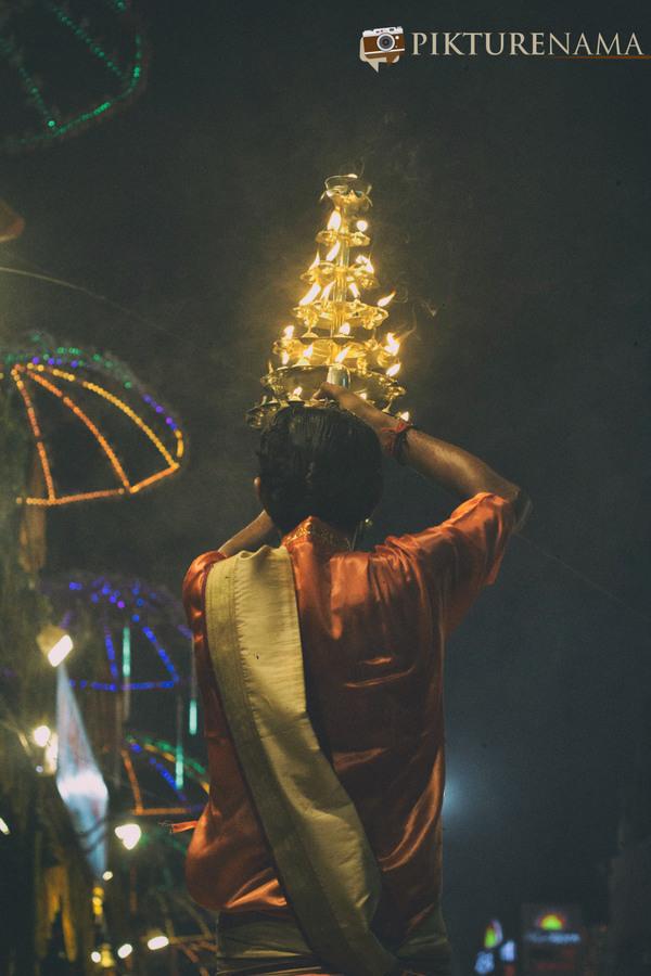Varanasi Ganga Aarti 18
