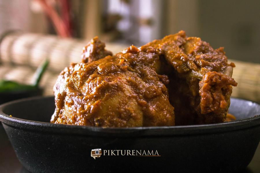 chicken chaap kolkata style 4