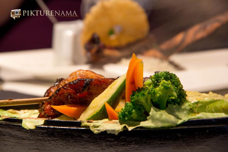 New menu at The Park Kolkata chicken