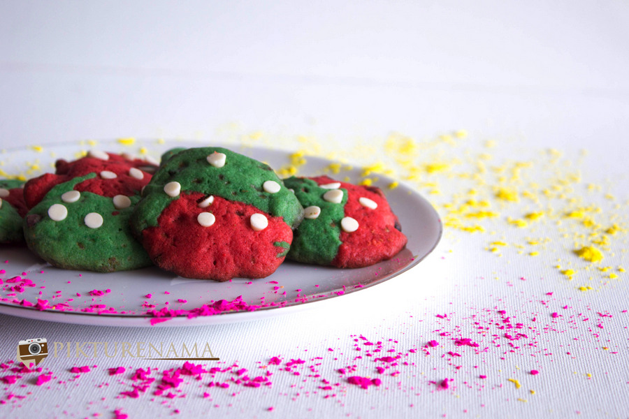 Colourful cookies 4