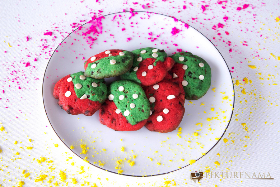 Colourful cookies 5