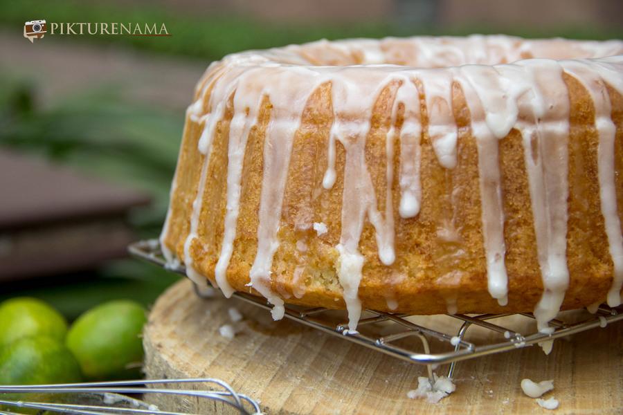 Lemon yogurt cake 6