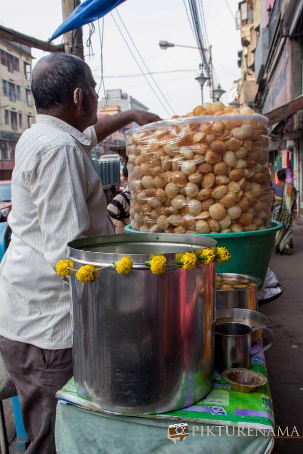 Best Kolkata Phuchka Amarnath Shaw