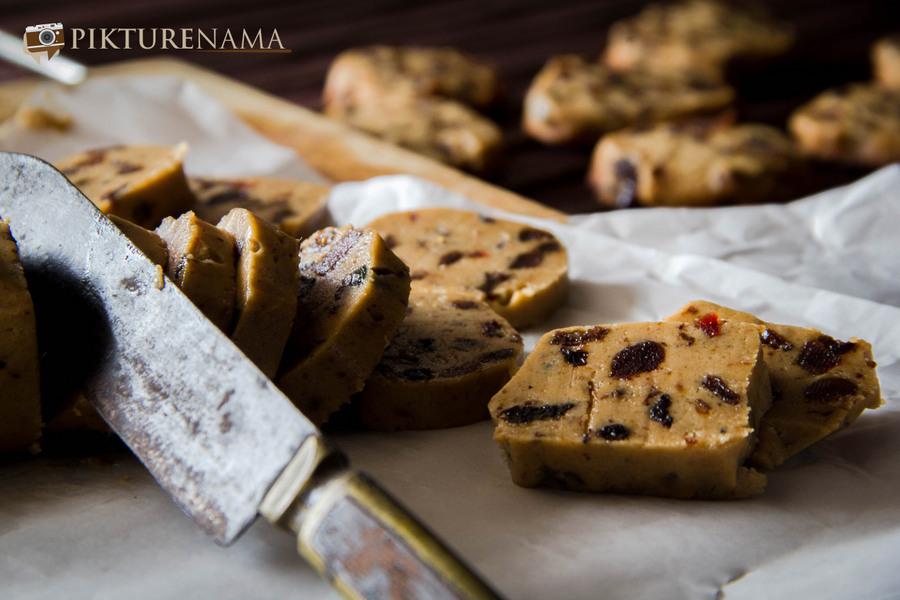 Rich fruit cookies 3