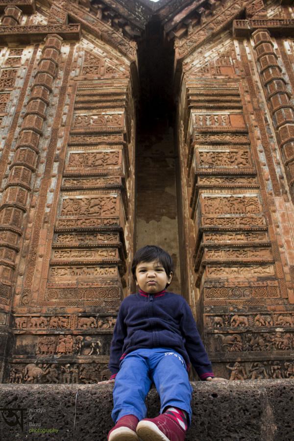 Bishnupur- Terracotta- work 22