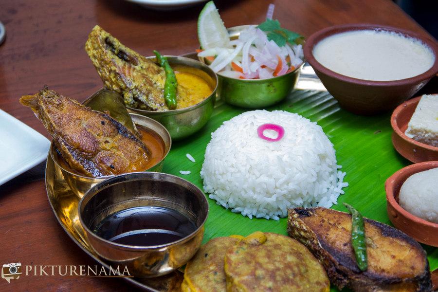 Ilish Machh festival at Taj Bengal 2
