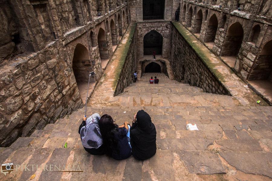 Pictures of Agrasen ki Baoli 5