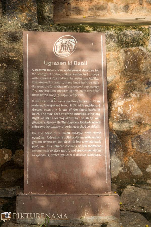 Pictures of Agrasen ki Baoli 13