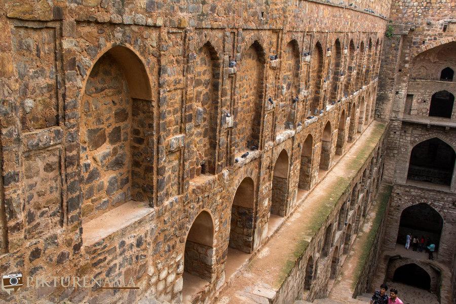 Pictures of Agrasen ki Baoli 18