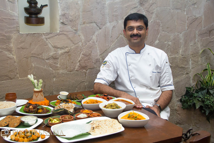 Karavalli restaurant menu and Chef Naren Thimmaiah comes to Taj Bengal Kolkata