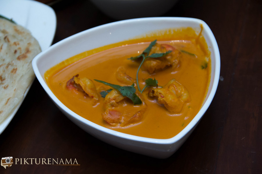 Pictures of Karavalli restaurant goan prawn curry