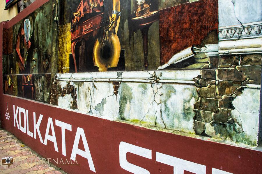 Kolkata Street Art festival 9