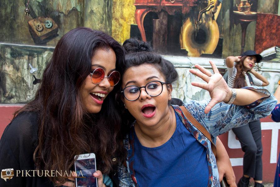 Kolkata Street Art festival 13