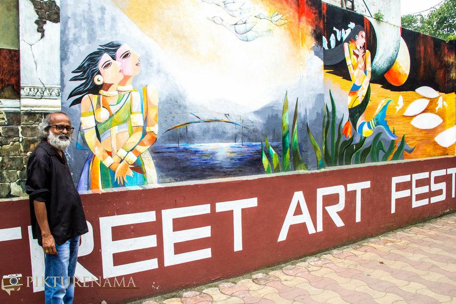 Kolkata Street Art Festival 222