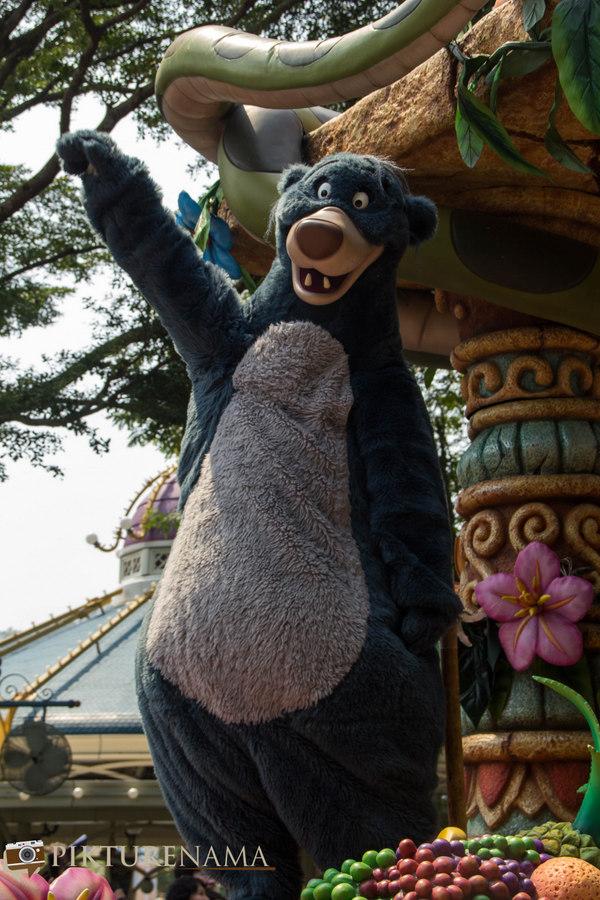 Hong Kong Travel Plan 33 Baloo