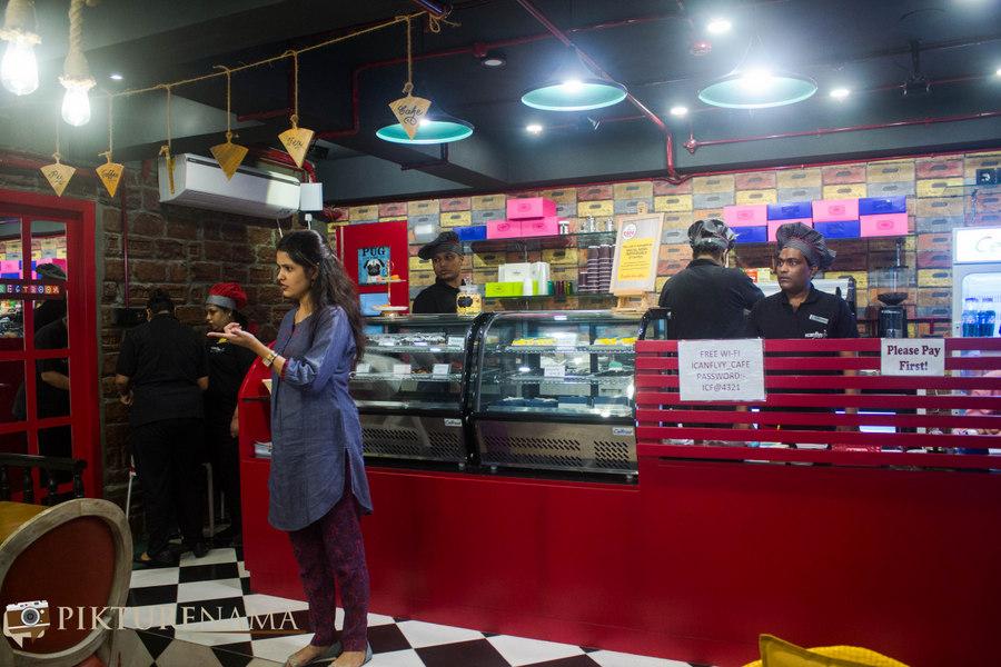 I can fly cafe Kolkata 8