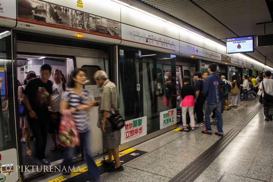 Hong Kong MTR – All that you wanted to know about the Mass Transit Railway