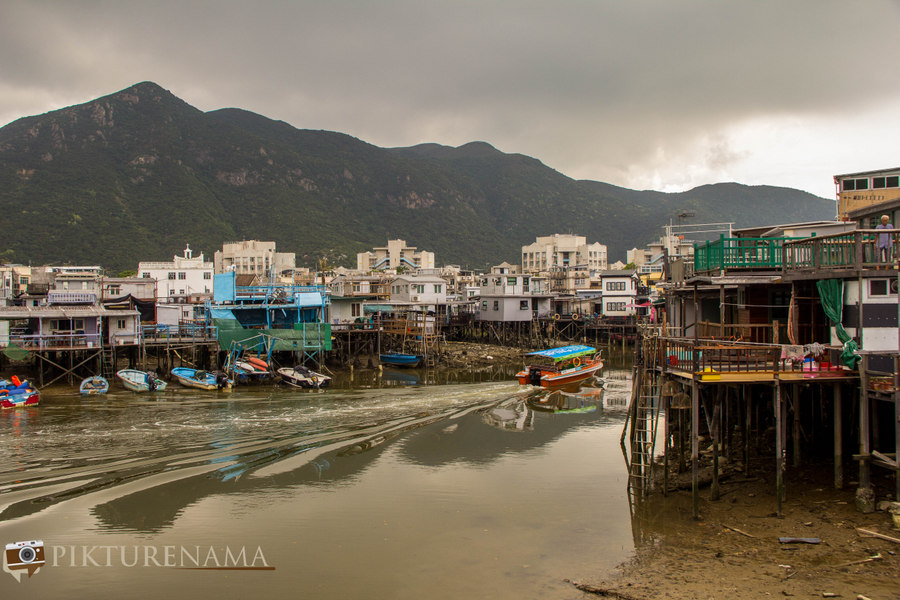 Tai O village  Lantau Island Hong Kong How I spent 2 hours