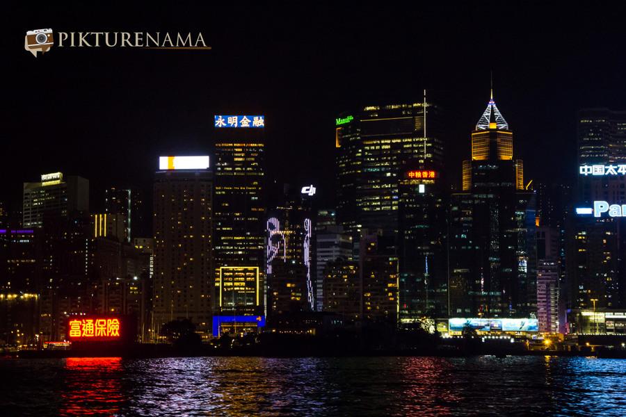 Sunset cruise Hong Kong18
