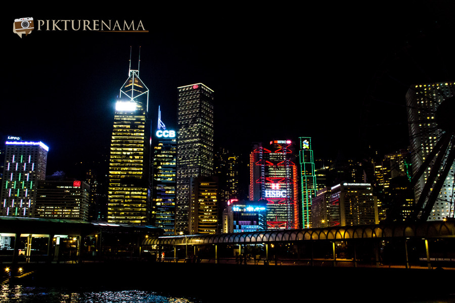 Sunset cruise Hong Kong 28