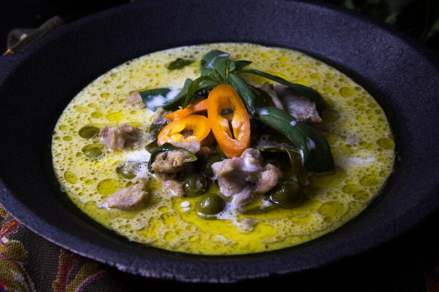 Thai Green Curry 3