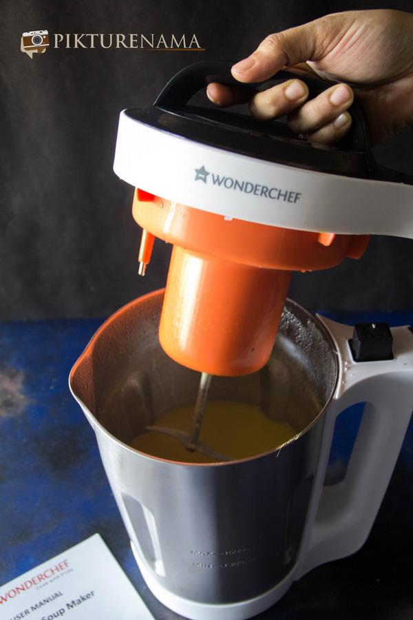 Wonderchef Automatic Soup maker 3