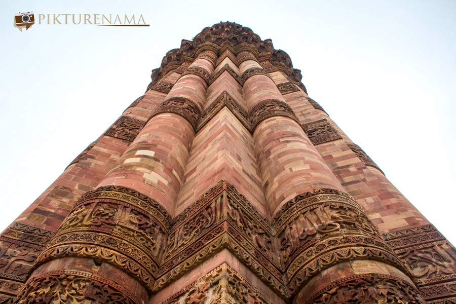 Qutub Minar and Qutub complex - 38