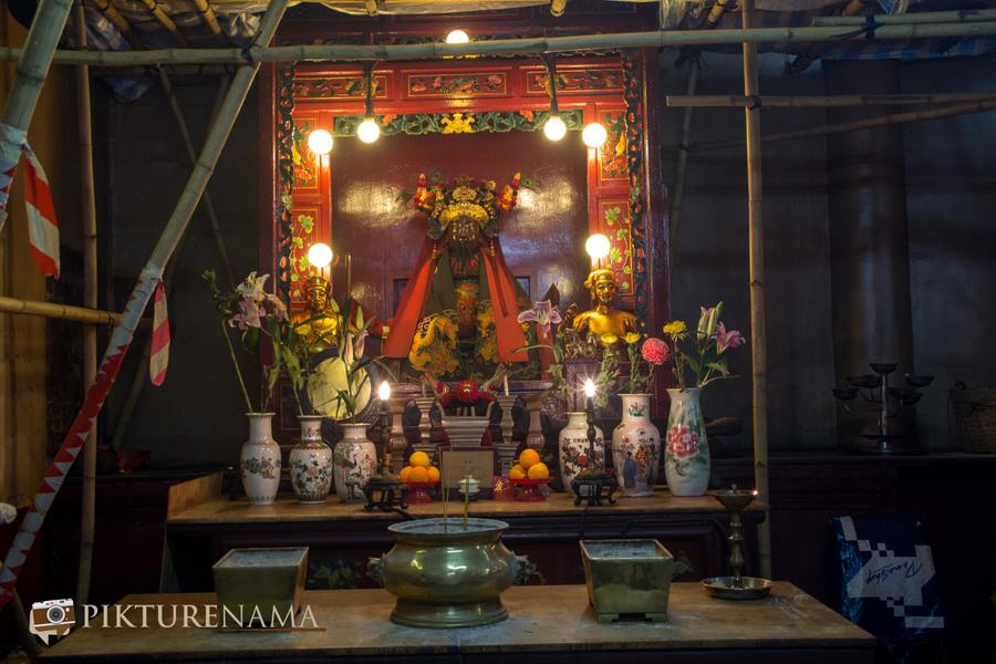 Wong Tai Sin temple HongKong and Man Mo Temple 31