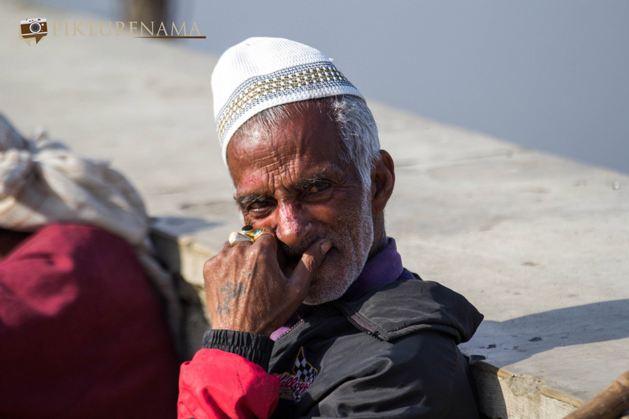 Faces of Kashmir Srinagar 39