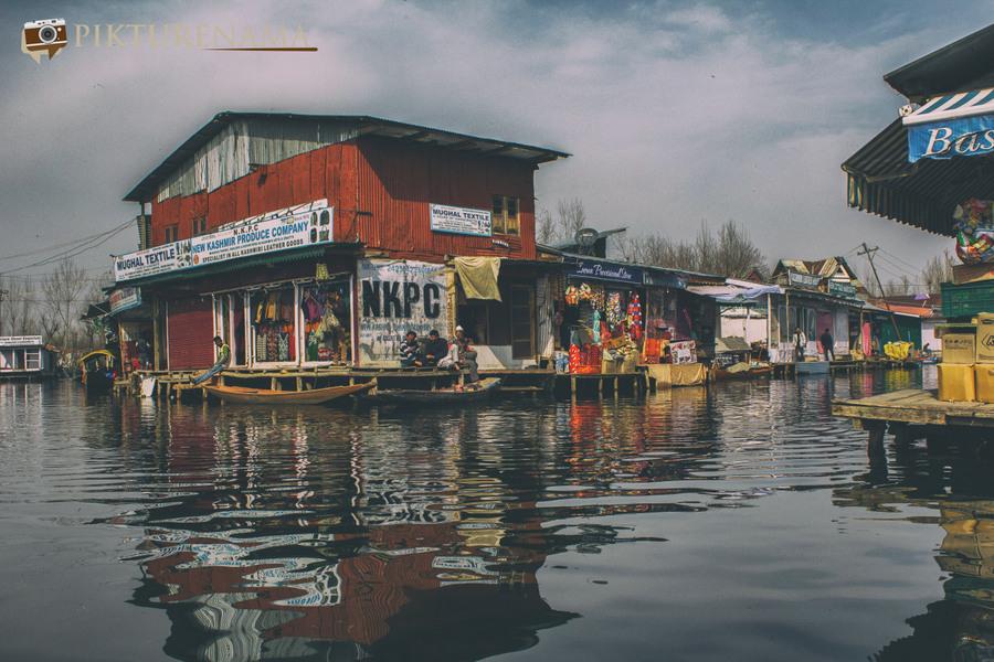Shikara Ride in Dal Lake 20
