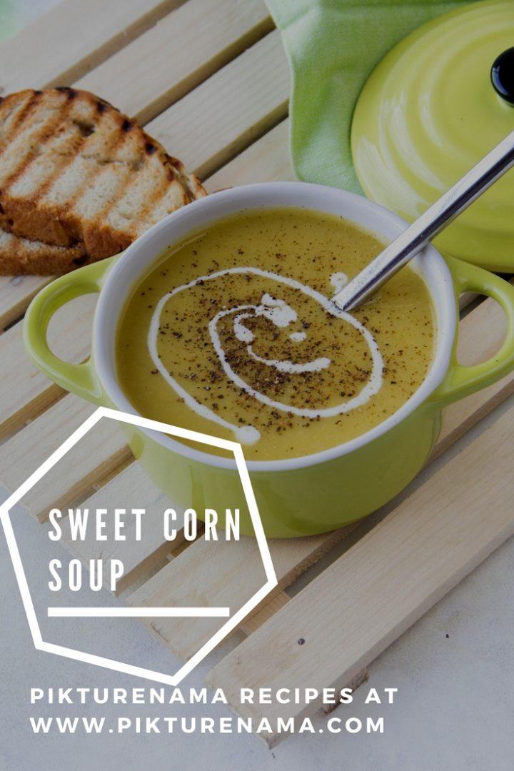 sweet corn soup 7