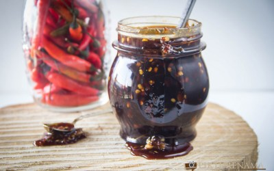 Thai Chili caramel recipe