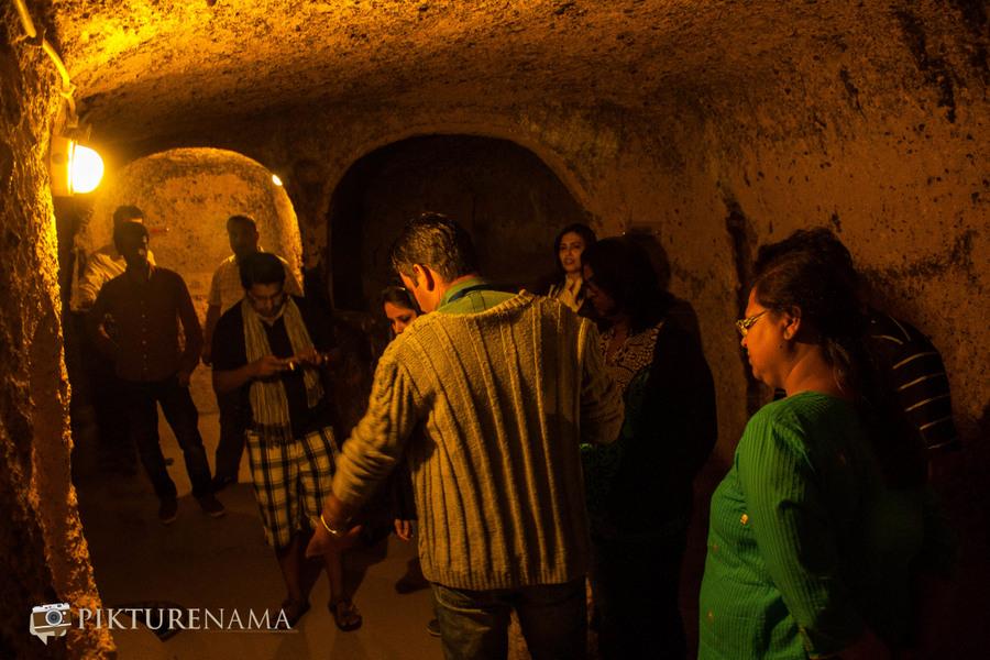 Cappadoccia_undergroundcity_kaymakli