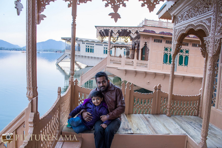 Kashmir Houseboat - 2