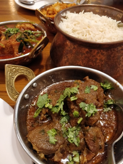 The Blue Poppy Thakali Mutton Curry