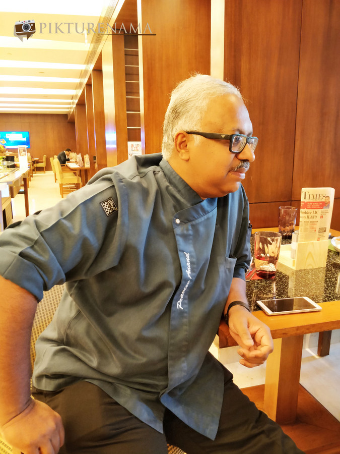 Chef Praveen Anand -1