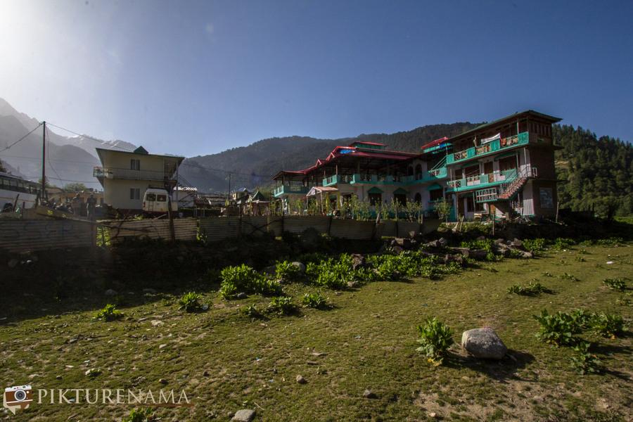 Yamunotri Trek Kharsali vilage
