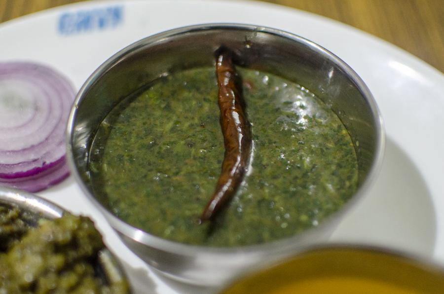 My Garhwali food sojourn Lingda ki sabzi