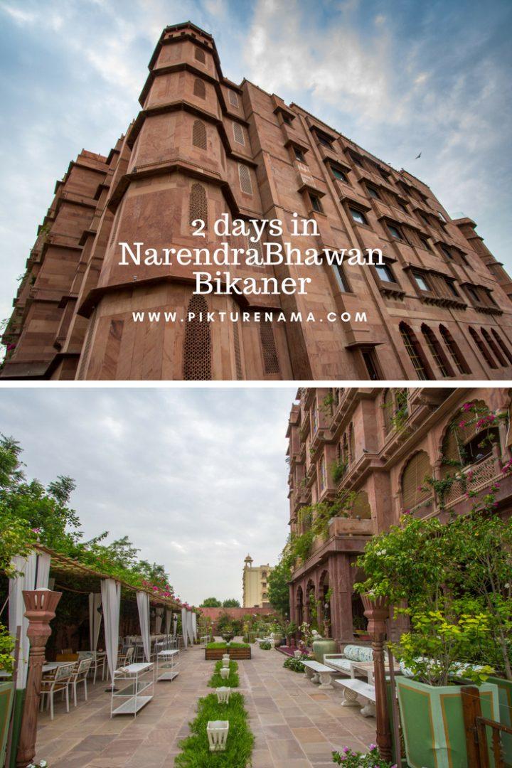 Narendra Bhawan Bikaner pinterest