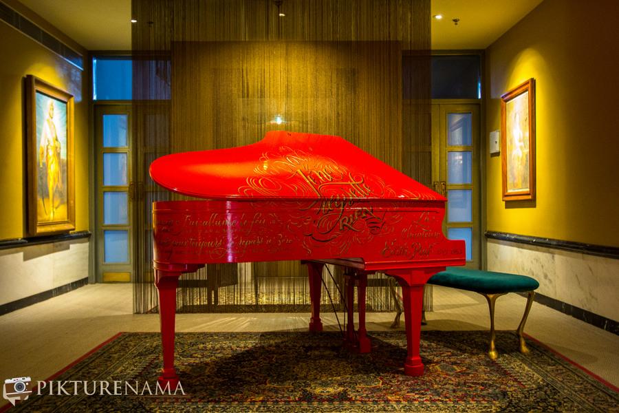 Narendra Bhawan bikaner piano