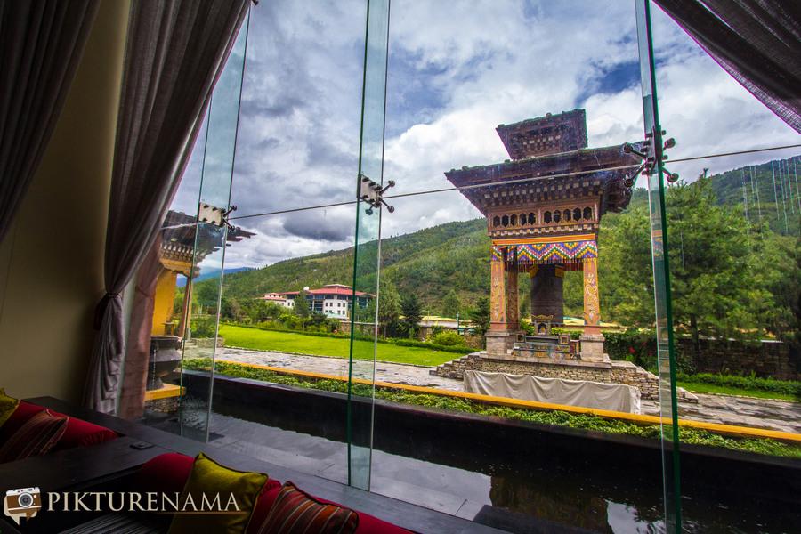 Taj Tashi Thimpu Bhutan Thongsel 1