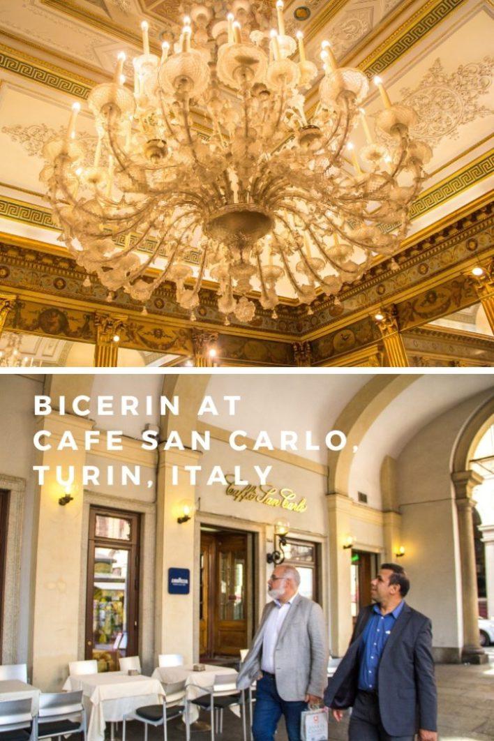 Bicerin Caffe San Carlo Pinterest 1
