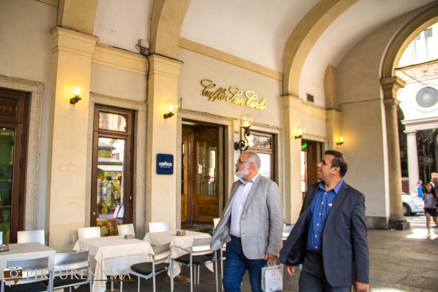 Bicerin Caffe San Carlo - 21