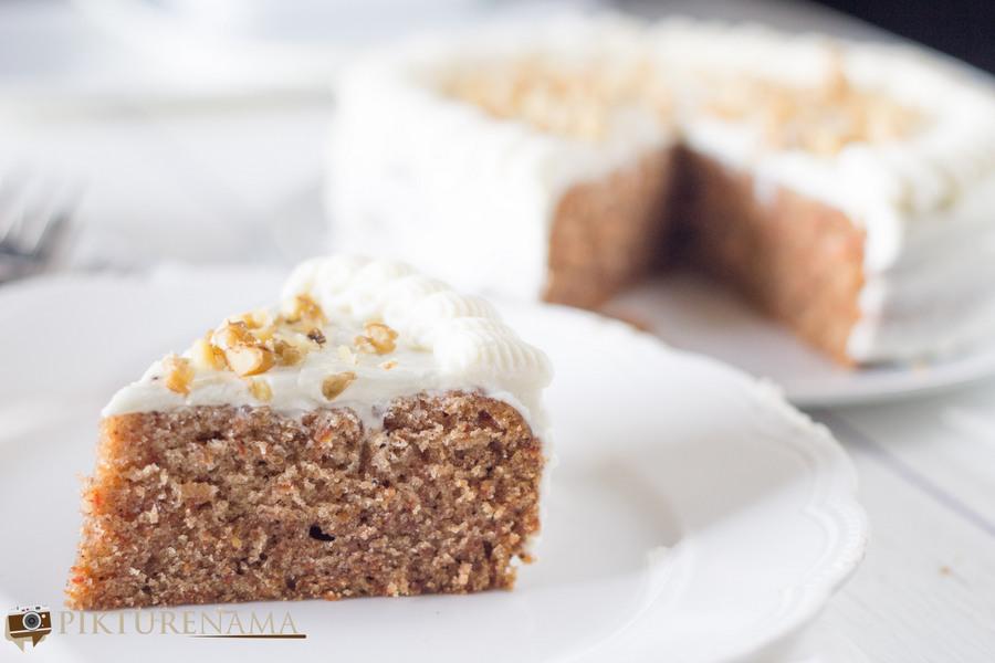 How to make carrot cake - 4