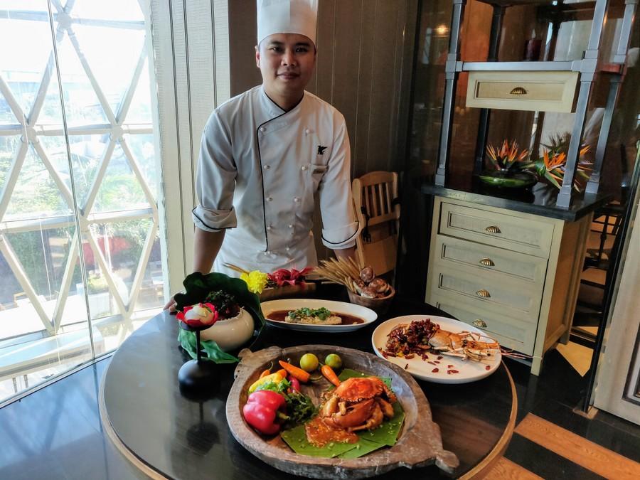 Vintage Asia Chef Alexsander cheng - 7