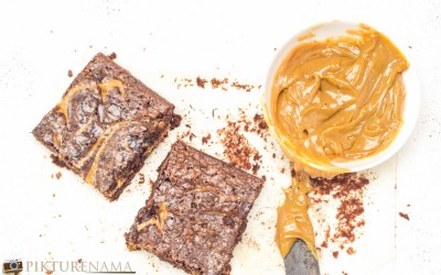 Dulce de Leche Brownies – Good for Tea Time as well as for Dessert