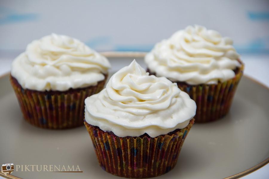 Red Velvet Cupcakes - 1